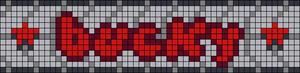 Alpha pattern #80545