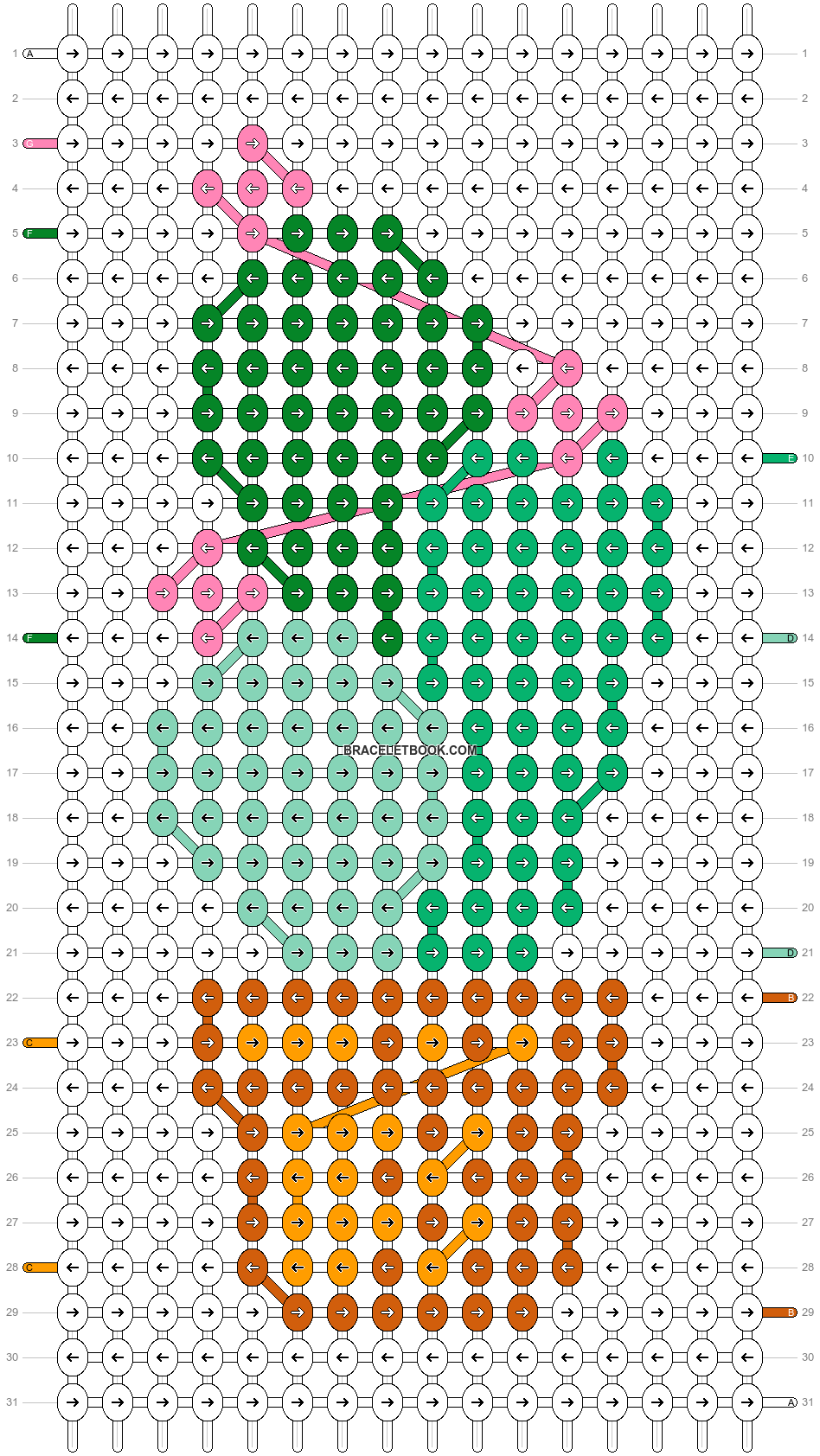 Alpha pattern #80549 pattern