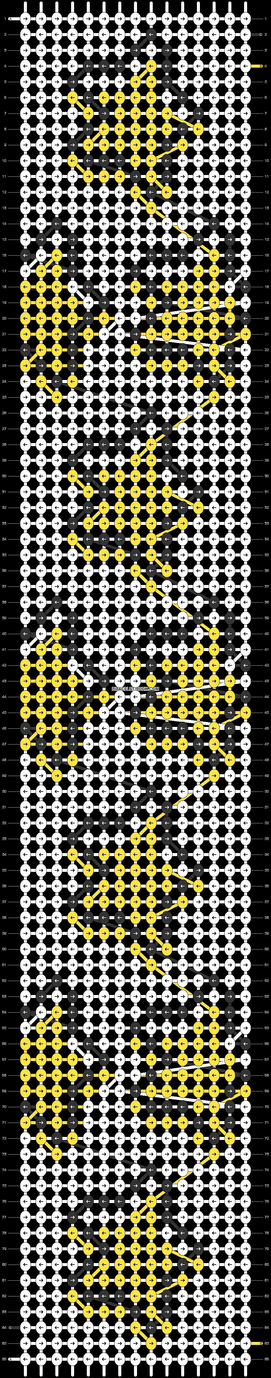 Alpha pattern #80555 pattern