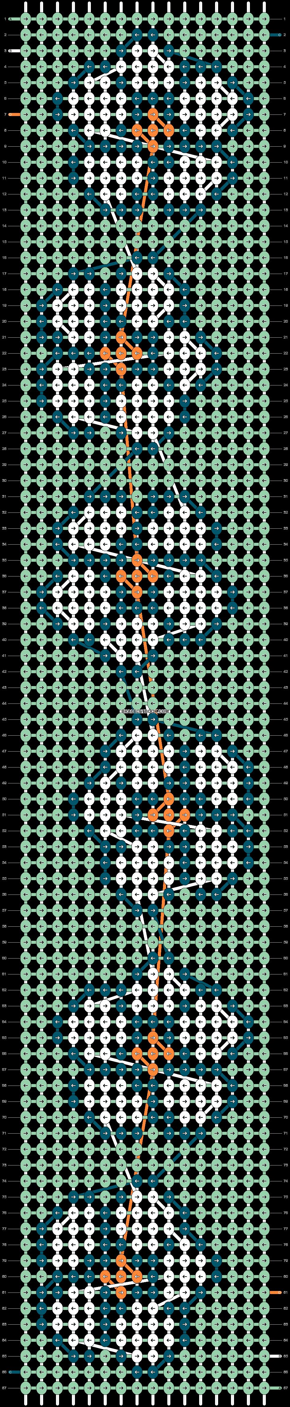 Alpha pattern #80559 pattern