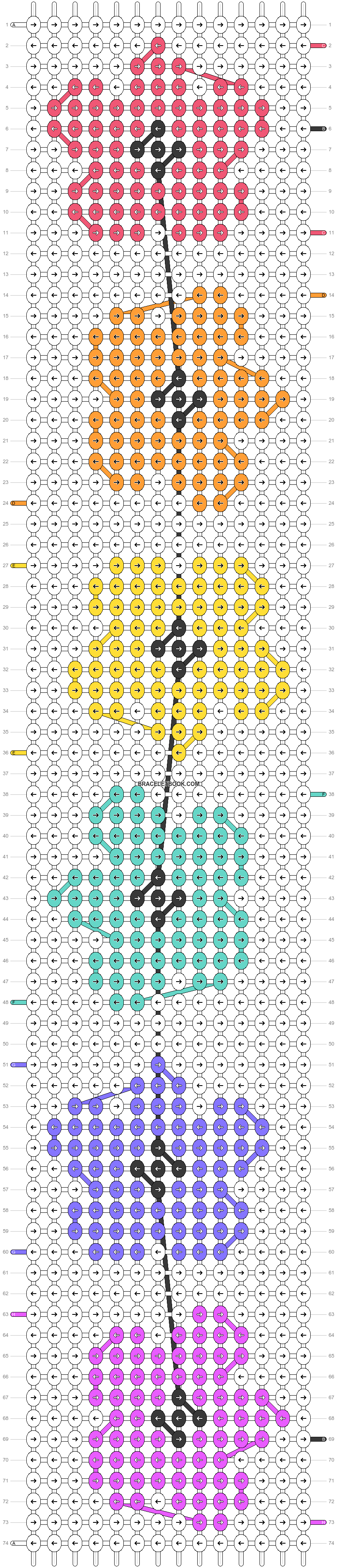 Alpha pattern #80560 pattern