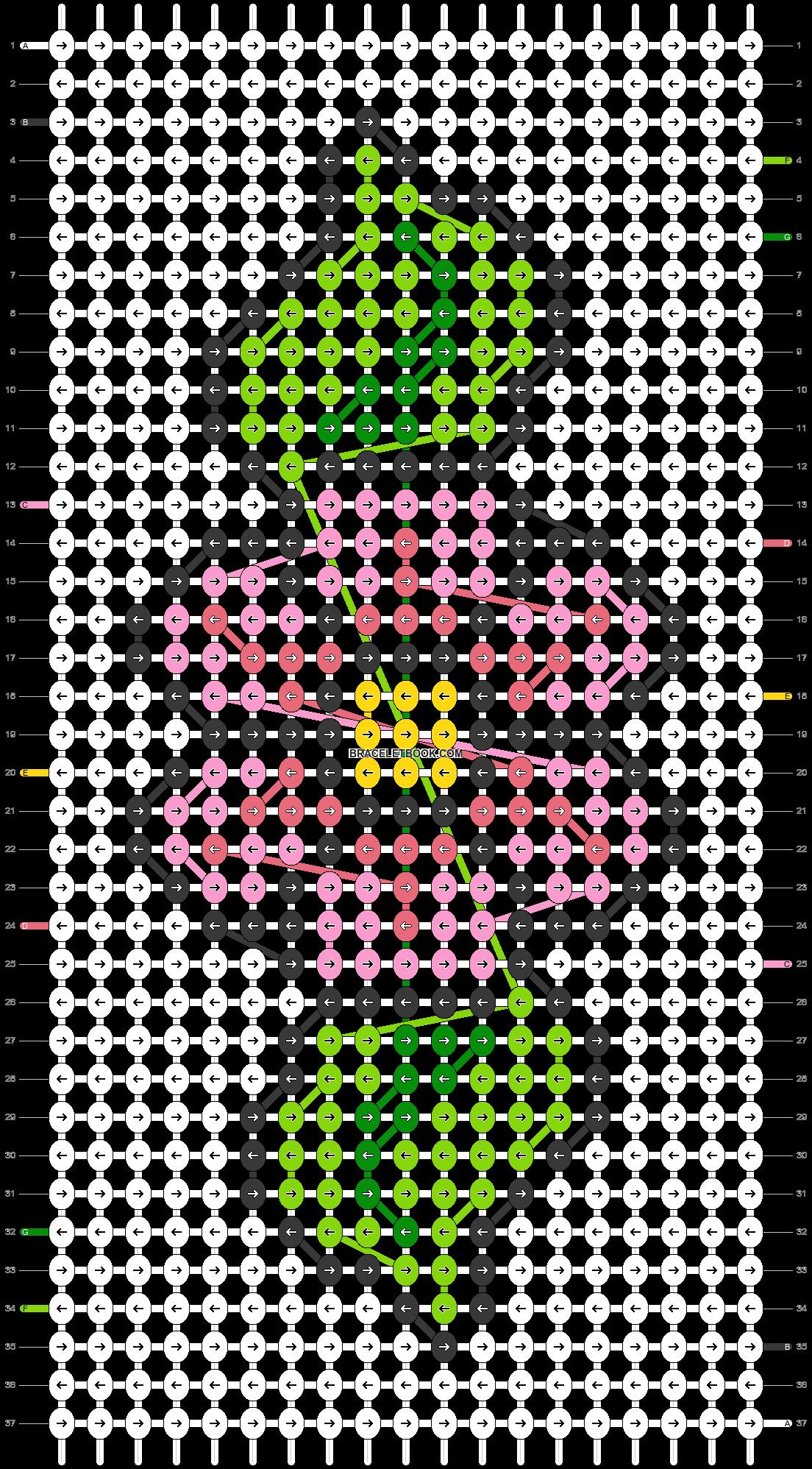 Alpha pattern #80564 pattern