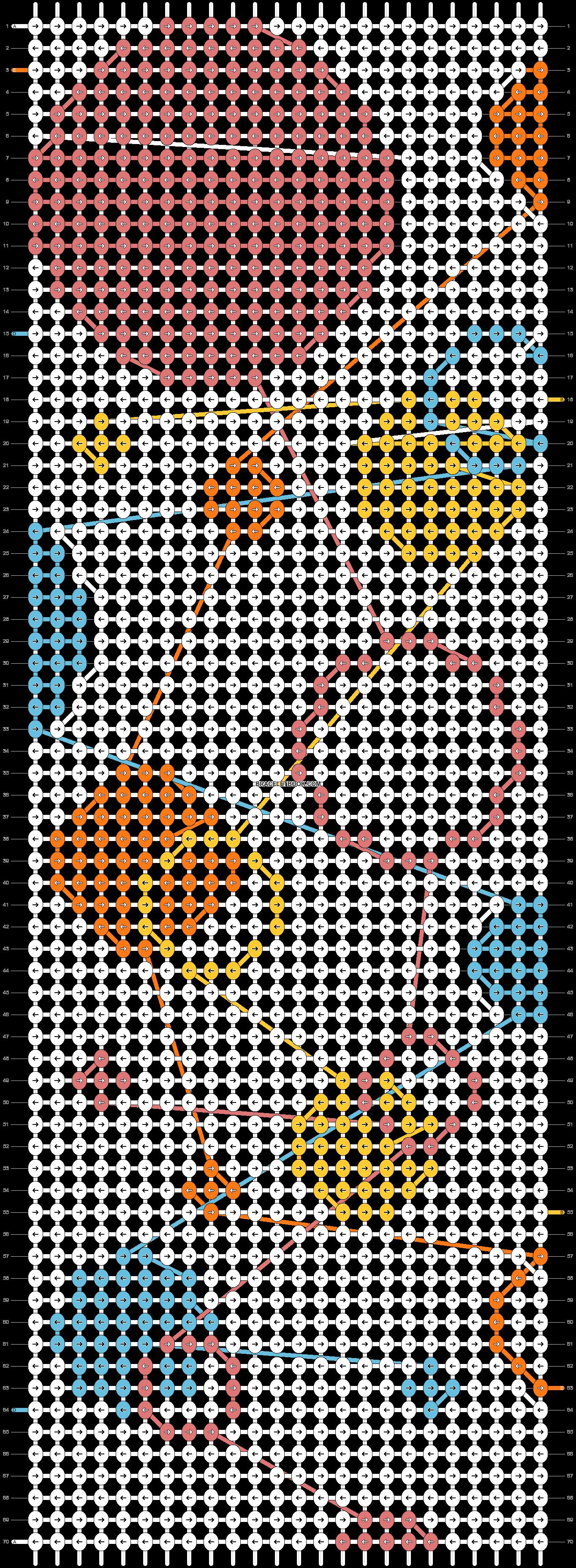 Alpha pattern #80571 pattern