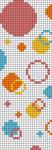 Alpha pattern #80571