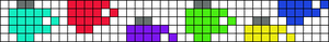 Alpha pattern #80572