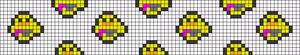 Alpha pattern #80574
