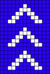 Alpha pattern #80575