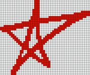 Alpha pattern #80583