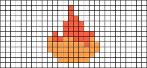 Alpha pattern #80588