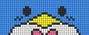 Alpha pattern #80594