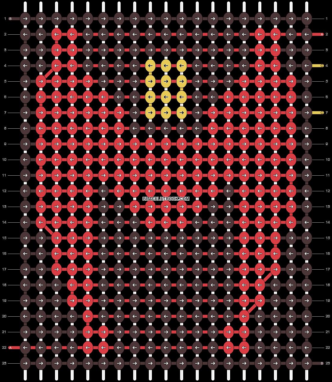 Alpha pattern #80599 pattern