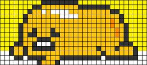 Alpha pattern #80600