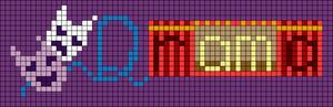 Alpha pattern #80604