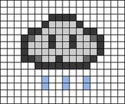 Alpha pattern #80605