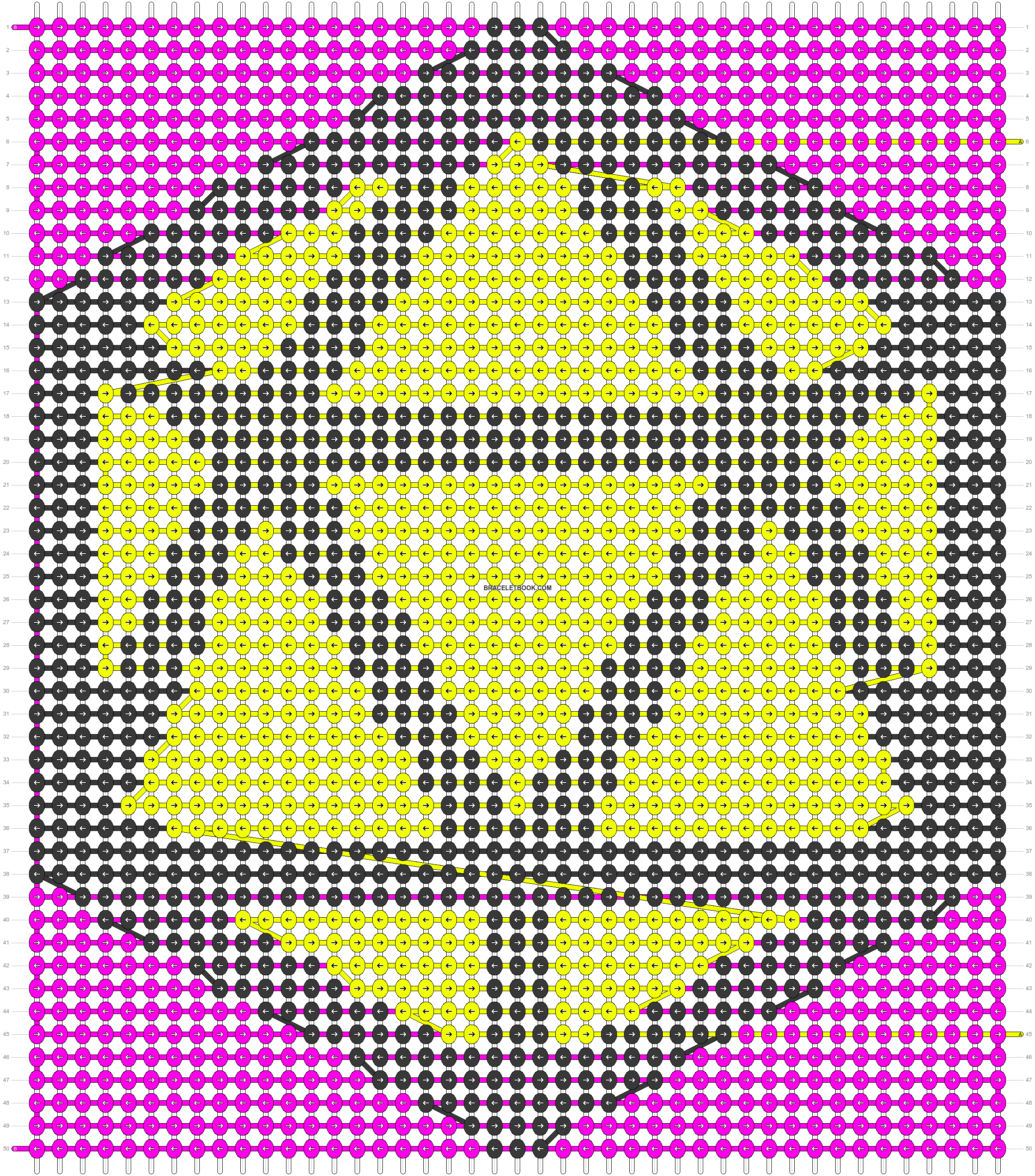 Alpha pattern #80627 pattern