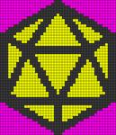 Alpha pattern #80627