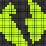 Alpha pattern #80638