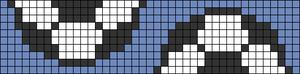 Alpha pattern #80662