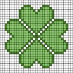 Alpha pattern #80663
