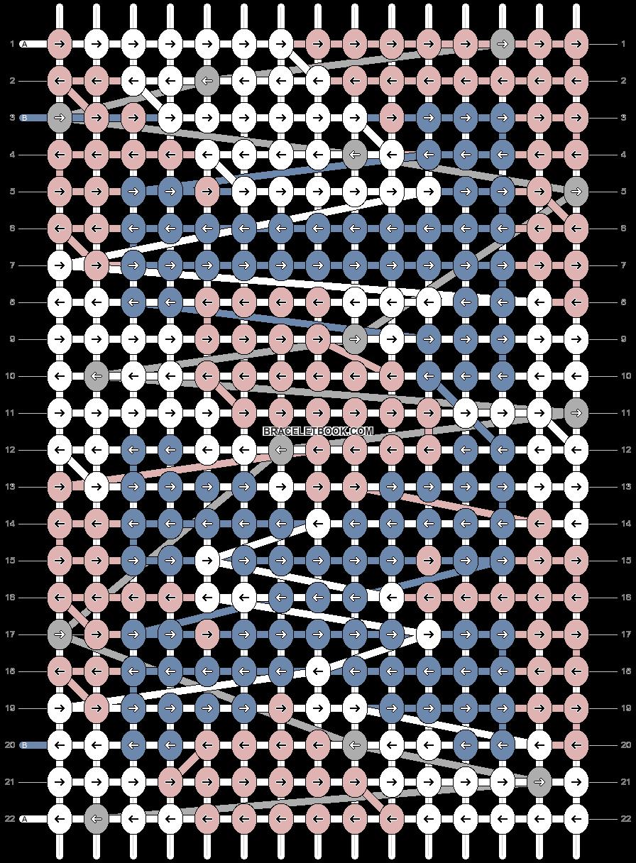 Alpha pattern #80682 pattern