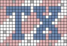 Alpha pattern #80682