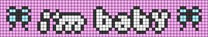 Alpha pattern #80708
