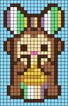 Alpha pattern #80714