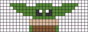 Alpha pattern #80730