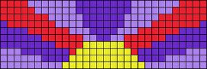 Alpha pattern #80735