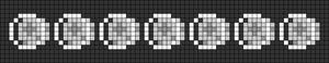 Alpha pattern #80739