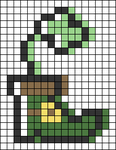 Alpha pattern #80741