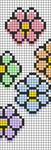 Alpha pattern #80744