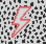 Alpha pattern #80748