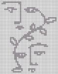 Alpha pattern #80749