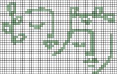 Alpha pattern #80750