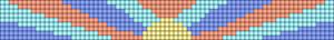 Alpha pattern #80753