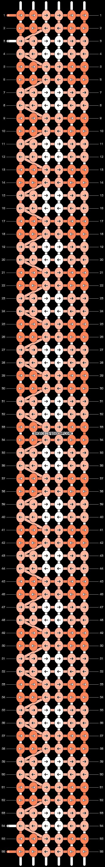 Alpha pattern #80755 pattern