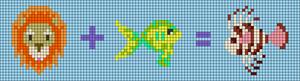 Alpha pattern #80758