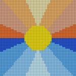 Alpha pattern #80772