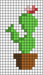 Alpha pattern #80795