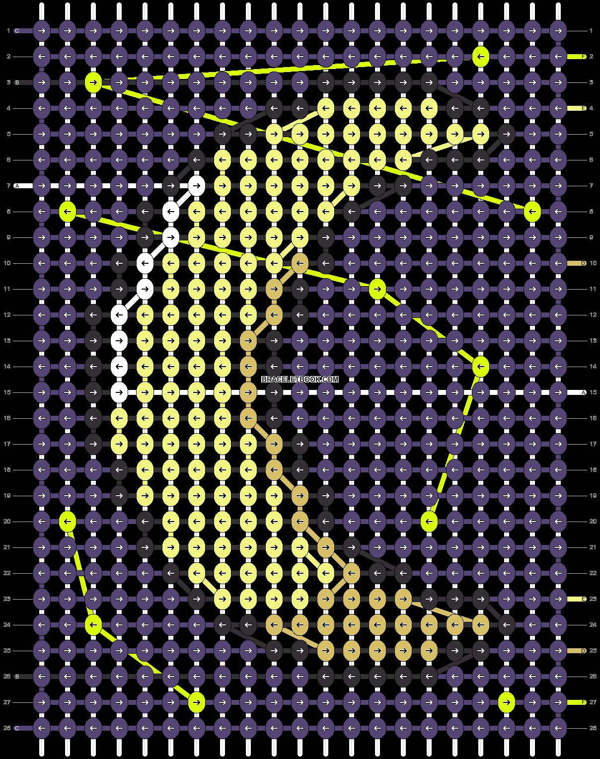 Alpha pattern #80796 pattern