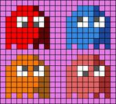 Alpha pattern #80801