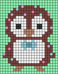 Alpha pattern #80831
