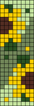Alpha pattern #80836