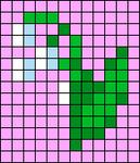 Alpha pattern #80846