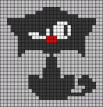 Alpha pattern #80848
