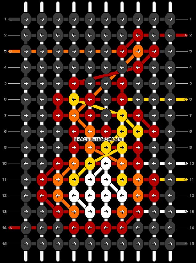 Alpha pattern #80857 pattern