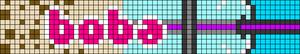 Alpha pattern #80861