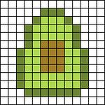 Alpha pattern #80864