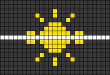 Alpha pattern #80873